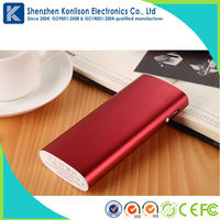 Aluminium Alloy Transformers Power Bank 10000mAh