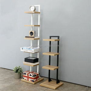Modern simple fashion the living room decorative display rack display shelf