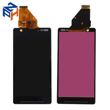 Factory Price LCD For Sony Xperia ZR Touch Screen Display, LCD For Sony Xperia ZR C5502 C5503 With Digitizer