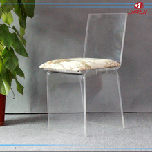 Jayi Acrylic Furniture Manufacturer lucite wedding table chair transparent acrylic chair
