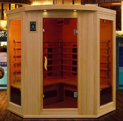 Infrared Sauna Bath