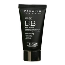 HANSKIN PREMIUM MAGIC B.B CREAM