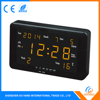Cheap 1.8''/0.8'' LED Display Alarm Am Fm Desktop Clock Radio