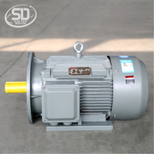 15kw ac 1500rpm 3 phase 20hp electric motor