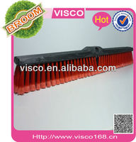 plastic street broom,V127-600