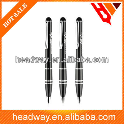 2014 Popular novelty custom metal ballpen