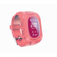 Wholesale Touch Screen CheapSmart Kids Gps Watch Phone Mobile