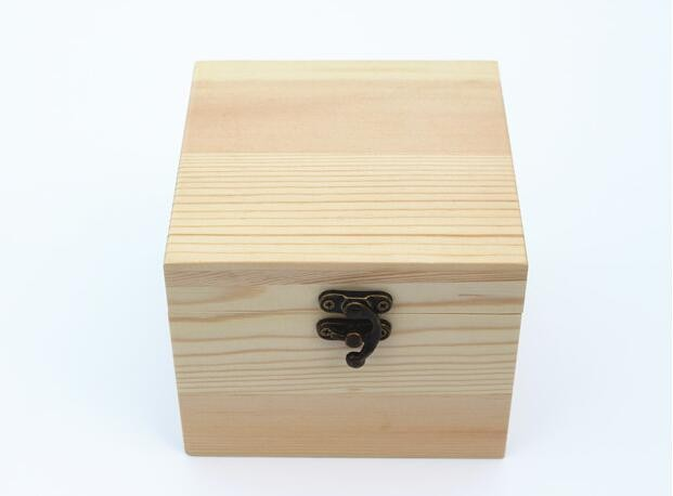 high quality large unfinished wooden box wholesale