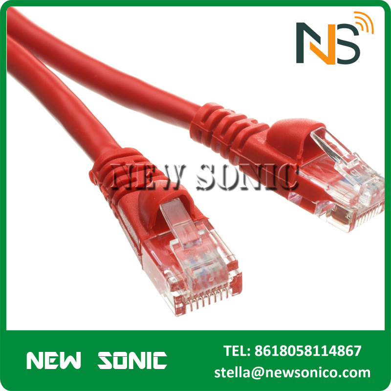 Low Loss Customized SFTP FTP UTP Network Cable Cat5 Network Cable Price Per Meter