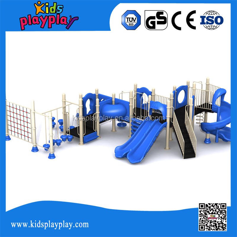 Used commercial playground equipment slides for sale