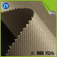 Zhenye 420D 100% polyester PVC coated oxford fabric