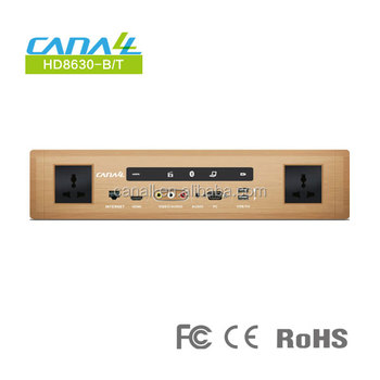 HD8630-B/T metal intelligent media hub