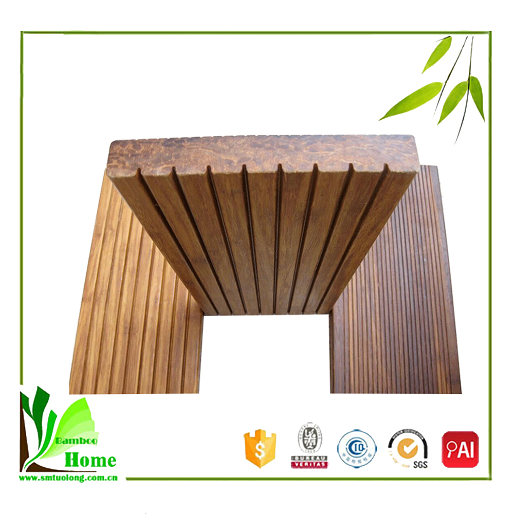 Custom made high quality solid bamboo flooring