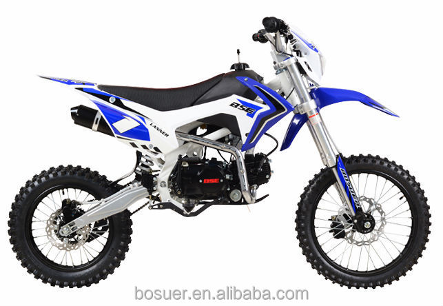 2016 new dirt bike pit bike 125cc 140cc 150cc 160cc motorcycle wholesale motocross Blue color made in china