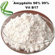 High Purity Natural 98% Amygdalin, Natural Amygdalin Vitamin B17
