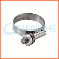 High quality double t bolt hose clamps