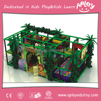 Soft Play Backyard Playground Equipment for Toddles Play