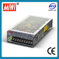 NES-200-24 single output ac to dc 200w 24v power supply for LED strip lamps