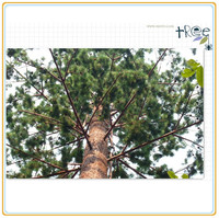 Artificial Pine Branches for Camouflage pine tree tower ,China Manufacturer