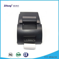Cheap Price 90mm/s DC12V Thermal Line Printer 58mm USB Receipt Printer with 12 Months Warranty ZJ-5890C