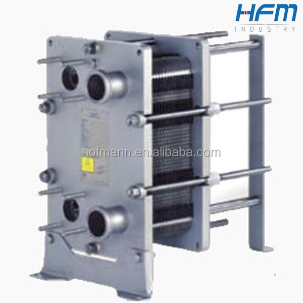 Combined Heat Exchanger, Header Tank & water cooled Exhaust Manifold for marine engines