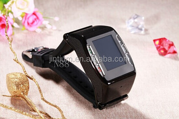 2014 new products Wifi Java Webcam watch phone N88