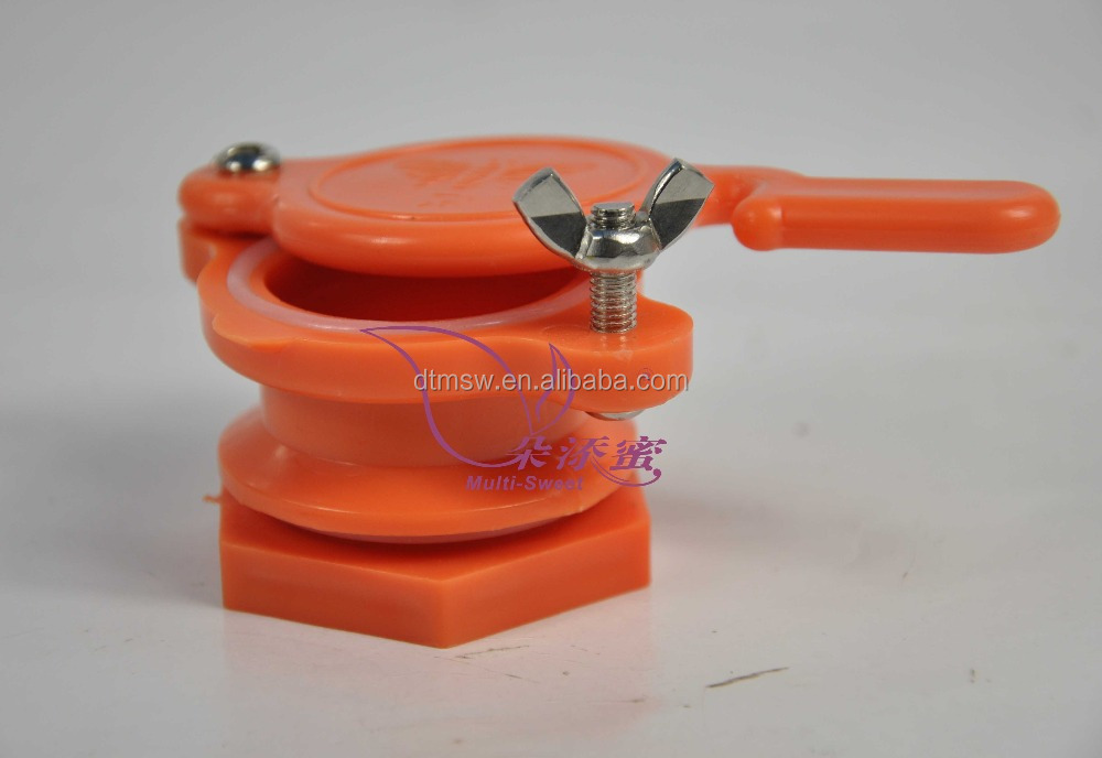 beekeeping plastic honey gate valve