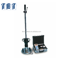 Light Drop Weight Tester, Civil Road Construction Tools Load Portable Falling Weight Deflectometer
