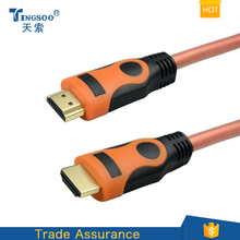 HDMI Cable 1.4V with 24K gold-plated connector,1.5m to 25m