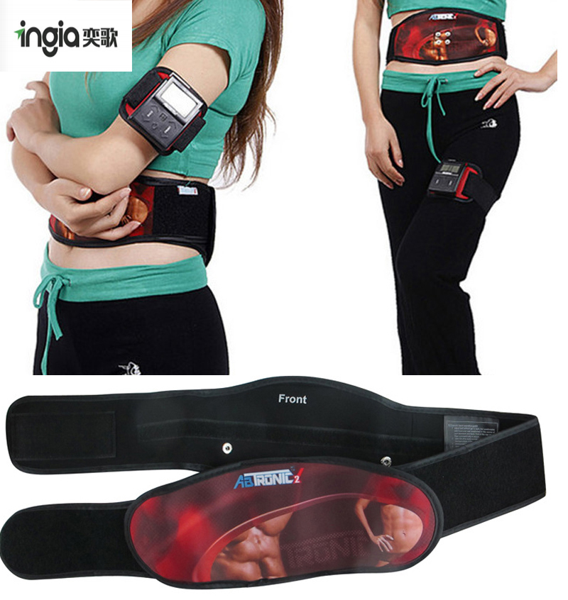 Vibration Belt Fat Burner Massage Belt Waist Slimming Belt Massager