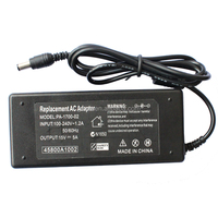 Hot buy laptop ac/dc adapter for TOSHIBA 15V 5A 6.3*3.0mm 75W
