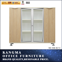 factory direct sale price office wooden file cabinet