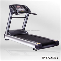Body fit treadmill manual fitness running machine exercise running machine