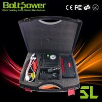 12000mAh 12v diesel gasoline li-po Allianz insurance portable powerful mini auto jump starter& 12v power booster