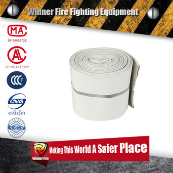 Good After-sales service White fire hose for sale, low price White fire hose , functional White fire hose