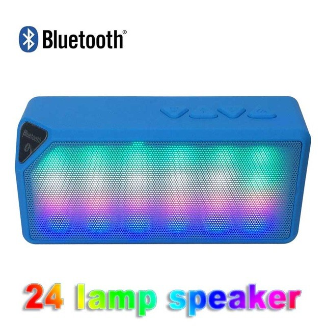 Mini bluetooth vibration speaker wireless car subwoofer