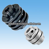ELECTRIC MOTOR SHAFT COUPLING (POWER TRANSMISSION PRODUCTS FOR JAPAN QUALITY)