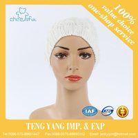 Hot sell crocheted design new style net hat with soft weaving