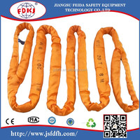 hot sale super quality round sling for sale ;heavy duty endless round sling
