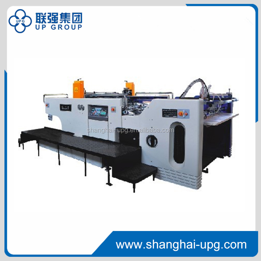 ST-720/1050 Automatic Stop Rotary Screen Printing Machine
