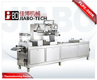 Chilled meat thermoforming packing machine