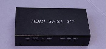 1080P hdmi projector 3*1 V1.3 switcher
