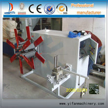 PE PP PVC Plastic Soft Profiles Winder Machine