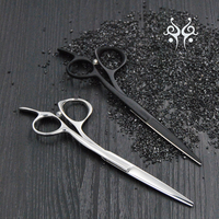 Wholesale Beauty Salon Equipment Hair Scissors 440C, Japanese Professional Hair Cutting Scissors for Hairdressers