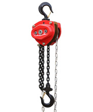 High Quality stainless steel lift chain hoist 2 ton chain block
