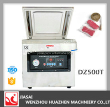 vacuum food sealer DZ500T plastic sealer vacuum forming machine