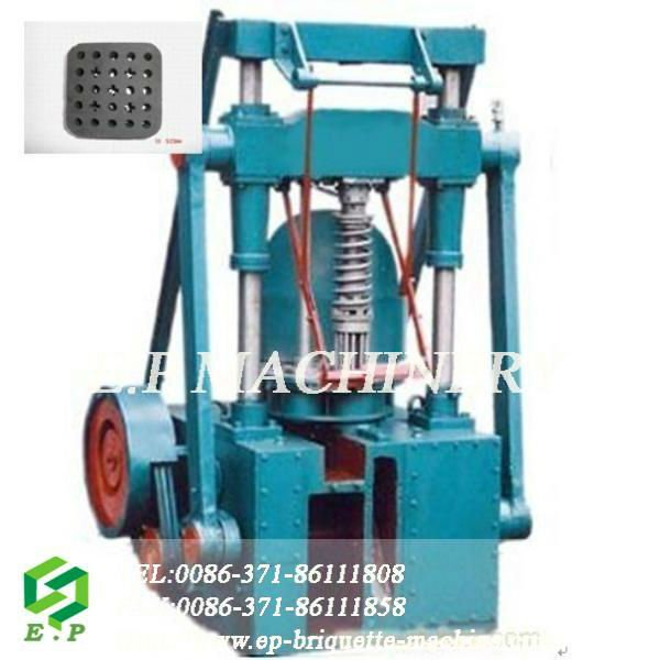 The Honeycomb Briquette Machine/Honeycomb Charcoal Briquette Processing /Forming/Making Machine