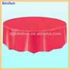 red round hotel plastic table linen (walmart Authentication)