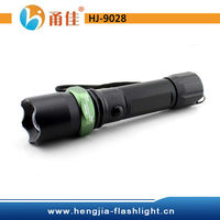 Cree bulb 200lumens high bright zoomable HIGH POWER cree led torch light