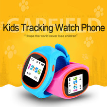 S866 1.22 inch voice chatting pedometer sos gps kids watch geo locate cell phone